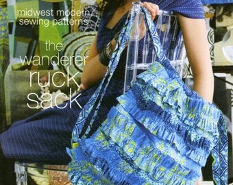 PATTERN:  The Wanderer Ruck Sack by Amy Butler - AB055WR