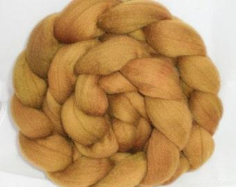 Wool Roving- Sand Slip
