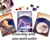 Spirit Guide Tarot Card Reading, Psychic Reading, Tarot Reading by Clairvoyant Empath, Intuitive Reading, Same Day Reading, Future Reading