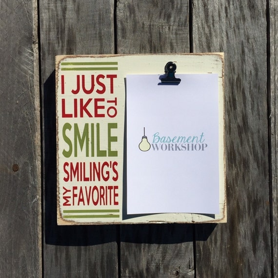Elf Quotes Smiling: I Just Like To Smile Smiling's My