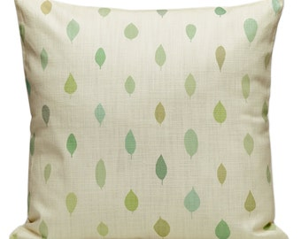 Leafy Leaf Cushion Cover