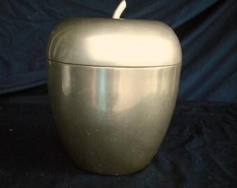 "Neocraft ""Golden Apple"" ice bucket"
