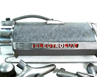 vintage electrolux canister vacuum cleaner - Electrolux Canister Vacuum