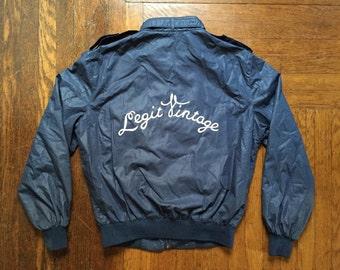 legit vintage X members only jacket mens size 42 (M/L)