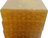 Honeycomb Natural Gourmet Soap