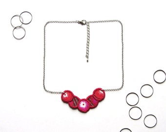 Necklace SMILE by MW