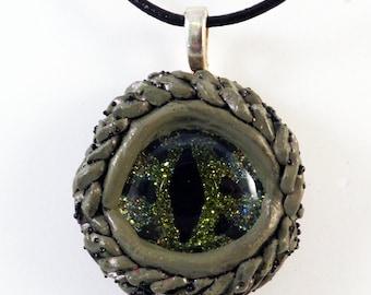 Dragon Eye Pendant Necklace-DE015