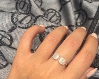 14k Gold Diamond Lady's Ring BXSC36213319