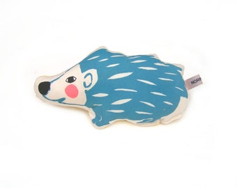 Baby rattle , Blue hedgehog