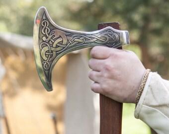 Viking Axe; Steel Axe; Medieval Axe;