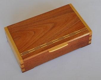 Timber Jewellery Box