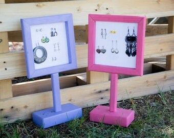 Earring Holder, Earring Stand, Earring display, Jewelry Display, Jewelry Displays, Earring Displays, Earring Storage, Earring Organizer