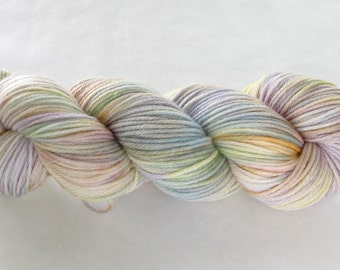 Hand Dyed Worsted Yarn - Landscape
