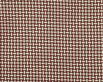 Seeds in Brown - Katie Jump Rope collection - FreeSpirit Fabric - Fat Quarter, Half Yard or More
