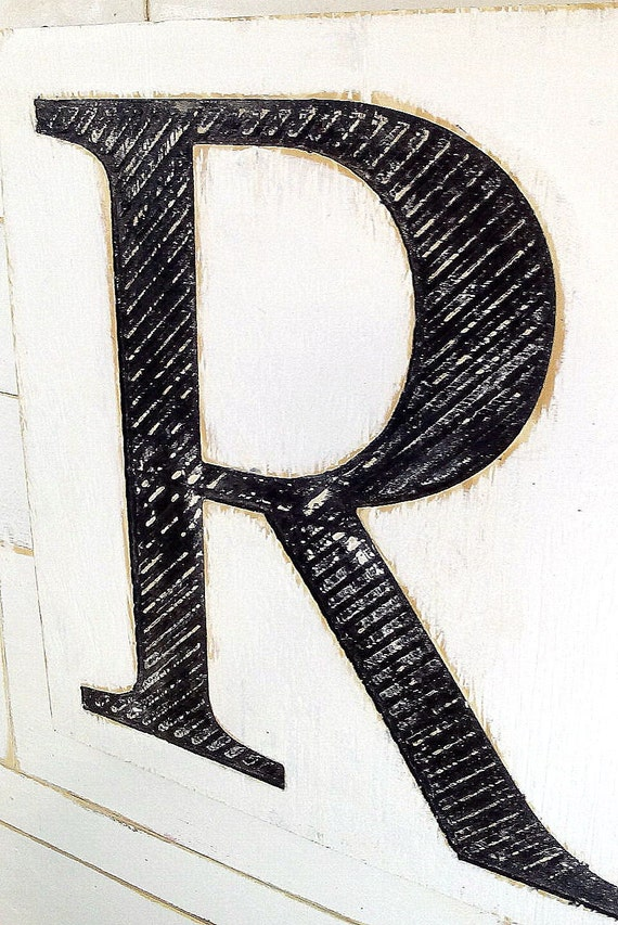 wooden letter d items similar to carved wooden letter quot r quot sign 24 quot by 25673