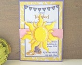 Tangled Invititation | Tangled Birthday Invitation | Rapunzel Invitation | Rapunzel Birthday Invitation | Tangled Birthday Party