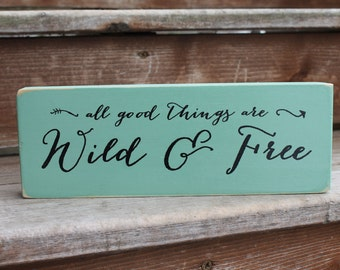 "Henry D. Thoreau - ""All good things are wild and free."""