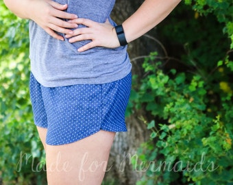 Mama Lucy Shorts PDF Sewing Pattern Sizes