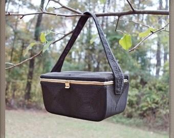 Vintage Corde Box purse By Cordecraft