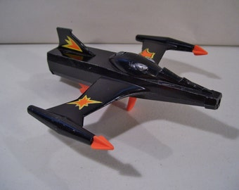 Vintage Dinky Toys Trident Starfighter Die-cast Vehicle, 1979-81