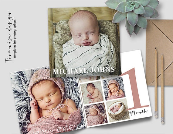 how to create baby photo album