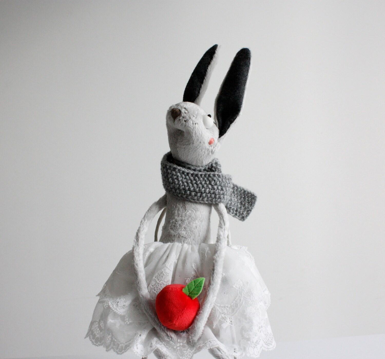 Hase plüsch puppe gefüllte bunny spielzeug für kinder