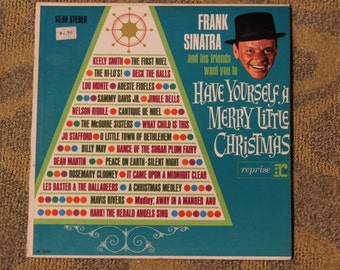 Frank Sinatra and His Friends Want You to Have Yourself a Merry Little Christmas