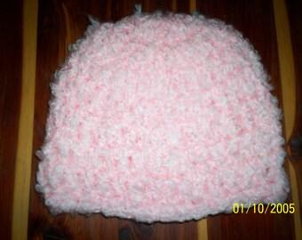 Women's Chemo Cap,Female Chemo Cap,Winter Chemo Cap,Lady's Chemo Cap,Soft Chemo Cap,Chemo Cap,Pink Chemo Cap,Teen Chemo Cap,Crocheted Cap