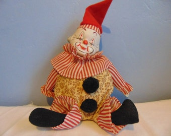 """Musical Lullaby Clown """"Lullaby And Goodnight"""""""
