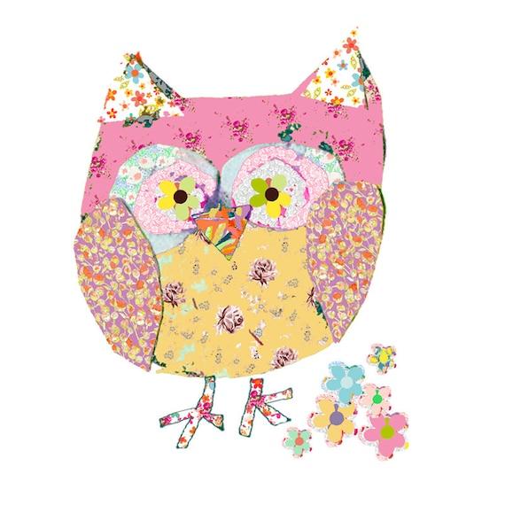 Fantastic Owl Wall Art For Nursery Contemporary - Wall Art Design ...