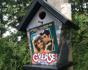 Grease Birdhouse
