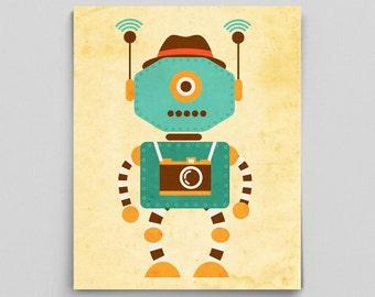 Affiche Garcon Robot ~ Des Idées Novatrices sur la Conception et le ...