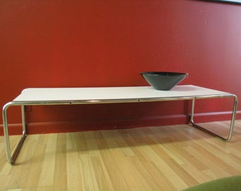 Marcel Breuer Knoll table vintage