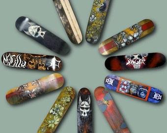 custom skateboards deposit