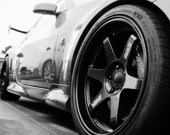 350z, sports car photos, master bedroom wall décor, wall decor for living room, wall decoration ideas,gift for car lovers,small wall decor