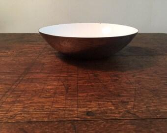 Cathrineholm enamelware bowl