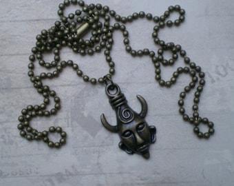 Supernatural Samulet Necklace