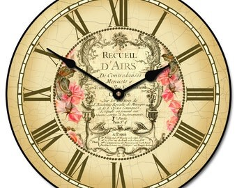 Chantes Wall Clock
