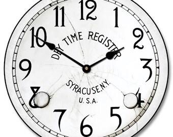 Dey Time Wall Clock