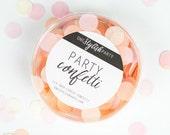 Party Confetti - Peachy Keen
