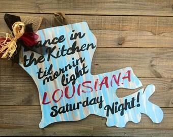 Louisiana Saturday night Hanger!