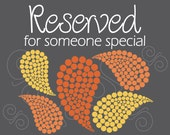 Reserved of Kristy