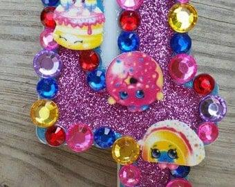 Shopkins Birthday Candle