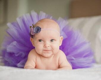 Custom Baby Whimsical Ballerina Dance Inspired Tutu Photo Prop