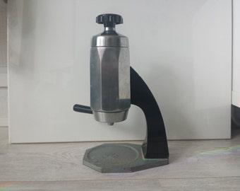 Rare Vintage Soviet Coffee Espresso Maker Machine 60s Atomic Space Age