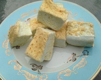 Key Lime Pie Gourmet Marshmallows