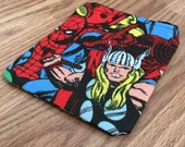 Marvel Coin Purse, Thor, red,  multi color for girls, boys, men and women.