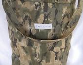 NEW:  Reusable Grocery Bag - Camo