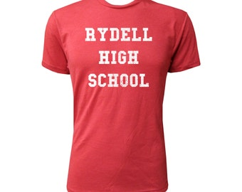 Rydell High School - Heather Red