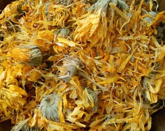 Dried CALENDULA Flowers Whole Medicinal Herb Skin Soother// 1lb 2lb 3lb 4lb 5lb 6lb 10lb 7lb 8lb 9lb